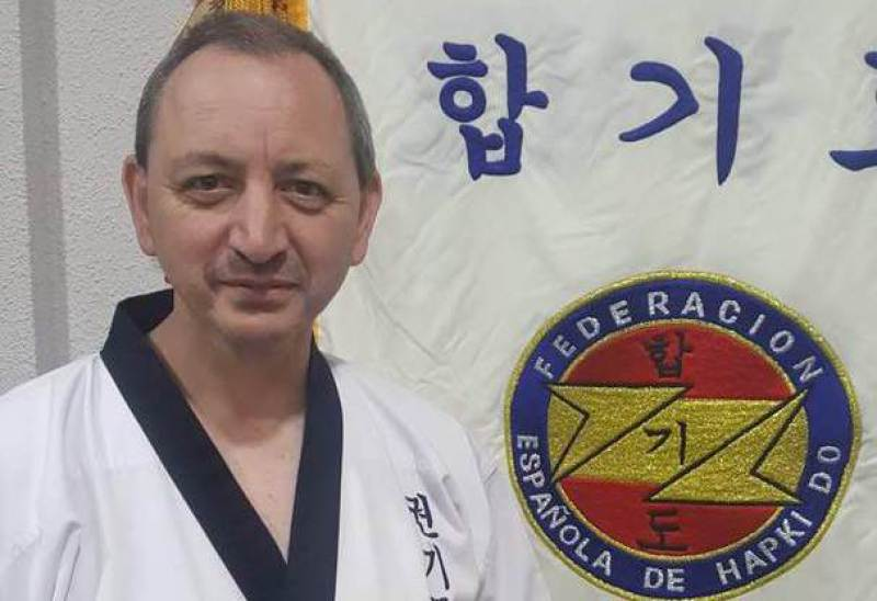 Delegación Madrileña de Hapkido (D.M.H)